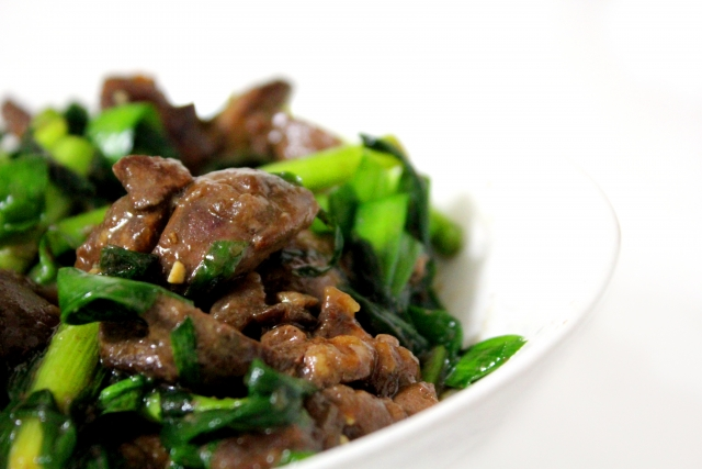 ペニス増大サプリにも配合される亜鉛が多い豚レバーの効果的な食べ方